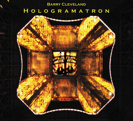 "Read ""Hologramatron"" reviewed by Mark Redlefsen"