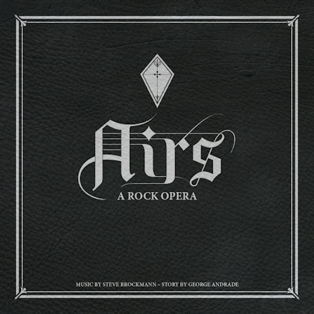 Steve Brockmann & George Andrade - AIRS: A Rock Opera (2012)