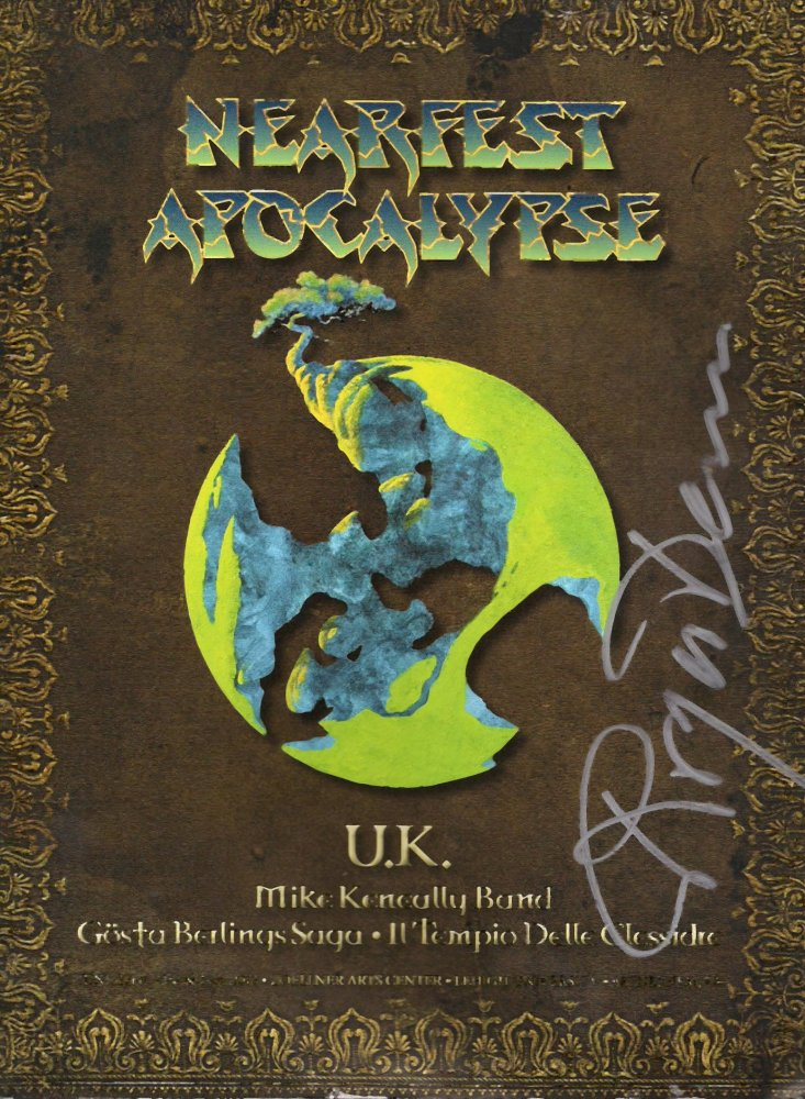 Live Review: NEARfest Apocalypse - The End of an Era